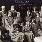 Muonituskurssilla 1925, Turun piirikurssi