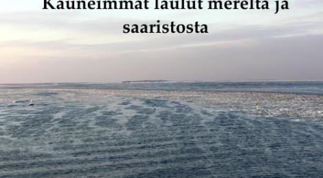 Lauluja mereltä ja saaristosta 30.10.