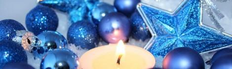 Rauhallista joulua - tapaamisiin tammikuussa 2018