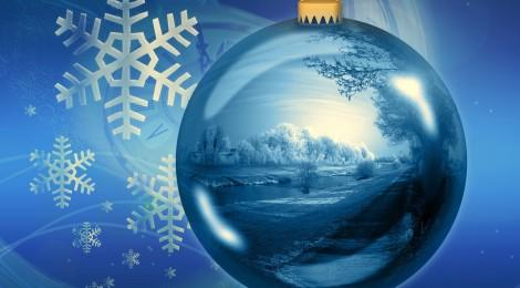 Rauhaisaa joulua ja onnea uudelle vuodelle