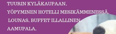 NVL:n kesäretki Ähtäriin  31.8.-1.9. - ilmoittaudu