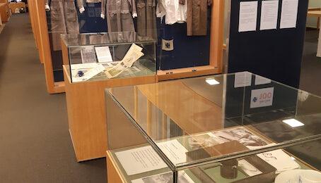 Lotta Svärd 100 vuotta -näyttely ja luennot lokakuussa